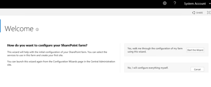Install And Configure Sharepoint 2019 Public Preview For